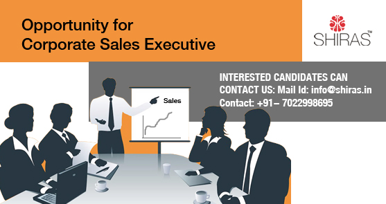 corporate sales executive jobs in bangalore  u2013 shiras